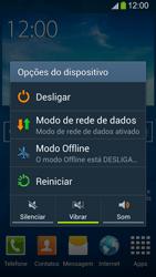 Como reiniciar o aparelho - Samsung Galaxy S IV - Passo 3