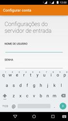 Como configurar seu celular para receber e enviar e-mails - Motorola Moto G (2ª Geração) - Passo 10