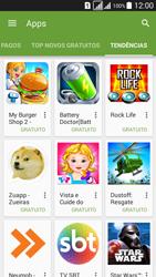 Como baixar aplicativos - Samsung Galaxy Grand Prime - Passo 13