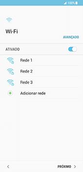 Como ativar seu aparelho - Samsung Galaxy S8 - Passo 4