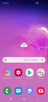 Como bloquear chamadas de um número específico - Samsung Galaxy S10 - Passo 2