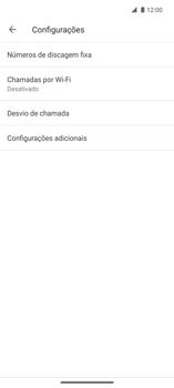 O celular não faz chamadas - Motorola Edge - Passo 16