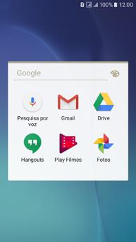 Como configurar seu celular para receber e enviar e-mails - Samsung Galaxy On 7 - Passo 4