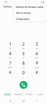 O celular não recebe chamadas - Samsung Galaxy S20 Plus 5G - Passo 15