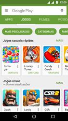 Como baixar aplicativos - Motorola Moto G5 - Passo 6