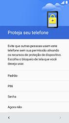 Como configurar pela primeira vez - Motorola Moto C Plus - Passo 11