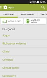 Como baixar aplicativos - Samsung Galaxy Ace 4 - Passo 6