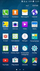 Como encontrar o número de IMEI do seu aparelho - Samsung Galaxy J5 - Passo 2
