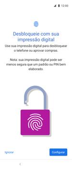 Como ativar seu aparelho - Motorola One Action - Passo 8