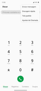 O celular não faz chamadas - LG K62+ - Passo 12