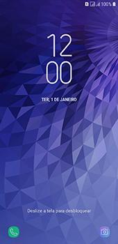 Como reiniciar o aparelho - Samsung Galaxy J6 - Passo 6