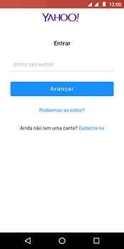 Como configurar seu celular para receber e enviar e-mails - Motorola Moto E5 - Passo 8