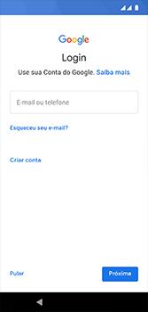 Como configurar pela primeira vez - Motorola Moto G7 - Passo 11