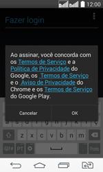 Como configurar seu celular para receber e enviar e-mails - LG G2 Lite - Passo 8