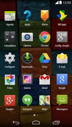 Como restaurar as configurações originais do seu aparelho - Motorola Moto X (2ª Geração) - Passo 3