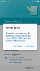 Como configurar pela primeira vez - Samsung Galaxy S7 Edge - Passo 7