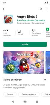 Como baixar aplicativos - Motorola Moto G7 Play - Passo 14