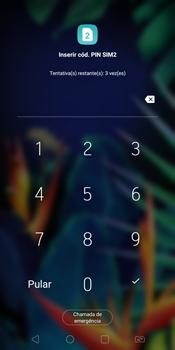 Como reiniciar o aparelho - LG K12+ - Passo 5