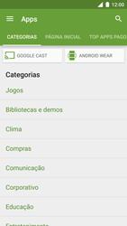 Como baixar aplicativos - Motorola Moto Turbo - Passo 6