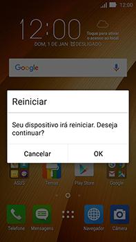 Como configurar a internet do seu aparelho (APN) - Asus ZenFone Go - Passo 31