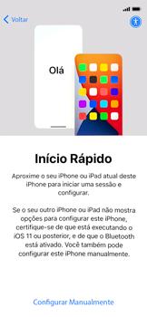 Como configurar pela primeira vez - Apple iPhone 11 Pro - Passo 6