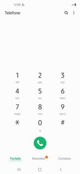 Como bloquear chamadas de um número específico - Samsung Galaxy A11 - Passo 4