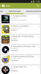 Como baixar aplicativos - Samsung Galaxy S IV - Passo 6