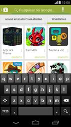 Como baixar aplicativos - Motorola Moto X (2ª Geração) - Passo 13