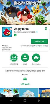 Como baixar aplicativos - Samsung Galaxy S8 - Passo 18