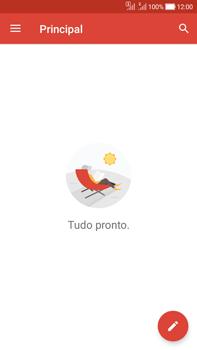 Como configurar seu celular para receber e enviar e-mails - Asus Zenfone Selfie - Passo 7