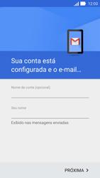 Como configurar seu celular para receber e enviar e-mails - Asus ZenFone 2 - Passo 12