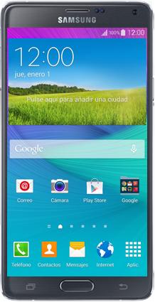 Galaxy Note IV - N910C