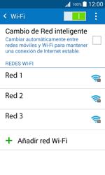 Configura el WiFi - Samsung Galaxy J1 - J100 - Passo 6