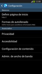 Configura el Internet - Samsung Galaxy Zoom S4 - C105 - Passo 26