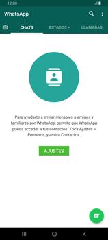 Configuración de Whatsapp - Samsung Galaxy A80 - Passo 9