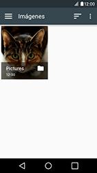 Envía fotos, videos y audio por mensaje de texto - LG K4 - Passo 17