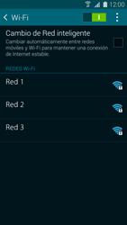 Configura el WiFi - Samsung Galaxy S5 - G900F - Passo 6