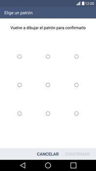 Desbloqueo del equipo por medio del patrón - LG V10 - Passo 10