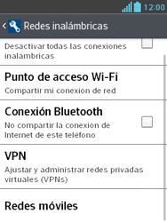 Configura el Internet - LG Optimus L3 II - Passo 5