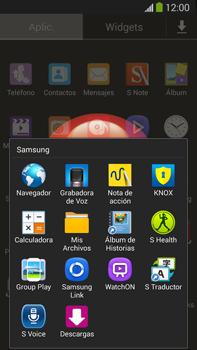 Configura el Internet - Samsung Galaxy Note Neo III - N7505 - Passo 19
