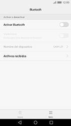Conecta con otro dispositivo Bluetooth - Huawei Cam Y6 II - Passo 4