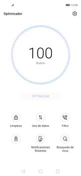Cómo usar la función Optimizar - Huawei Nova 5T - Passo 5