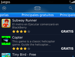 Instala las aplicaciones - BlackBerry Bold 9720 - Passo 7