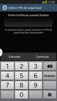 Desbloqueo del equipo por medio del patrón - Samsung Galaxy Note Neo III - N7505 - Passo 13