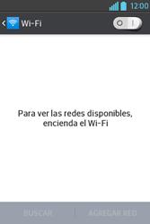 Configura el WiFi - LG L4 II - Passo 5