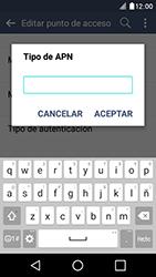 Configura el Internet - LG K4 - Passo 14