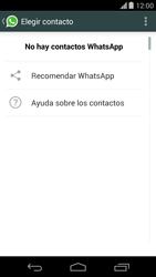 Configuración de Whatsapp - Motorola Moto X (2a Gen) - Passo 10