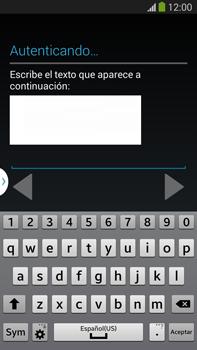 Crea una cuenta - Samsung Galaxy Note Neo III - N7505 - Passo 17