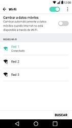 Configura el WiFi - LG X Power - Passo 8