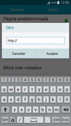 Configura el Internet - Samsung Galaxy A3 - A300M - Passo 23